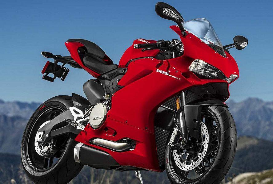 Ducati Panigale 959 (2018)