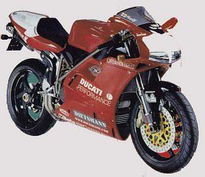 Ducati 996SPS Foggy Replica (1999)