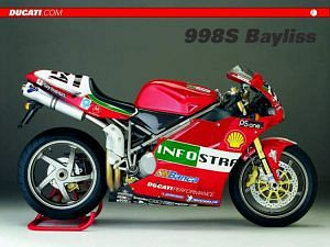 Ducati 998S Bayliss Replica (2002)
