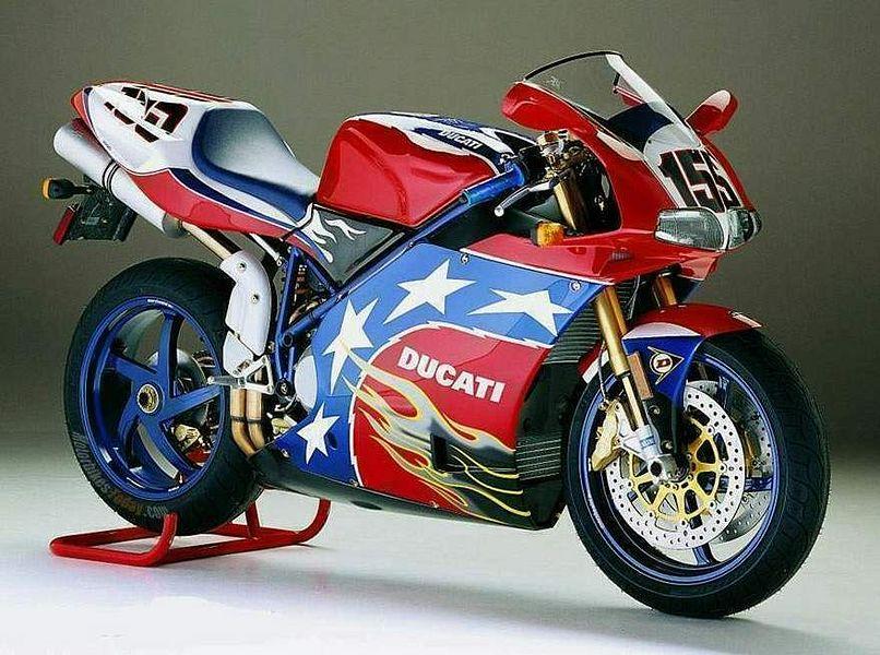 Ducati 998S Bostrom Replica (2002)