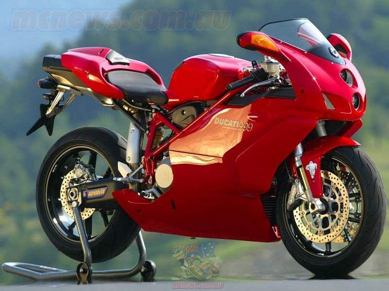 Ducati 999 (2004)