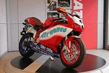 Ducati 999 Airwaves Replica (2006)