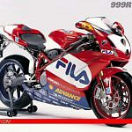 Ducati 999R Fila Limited Edition (2004)