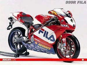 Ducati 999R Fila Limited Edition (2004)