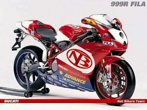 Ducati 999R Fila Net Bikers Team (2006)