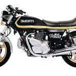 Ducati 900 SD Darmah (1979)