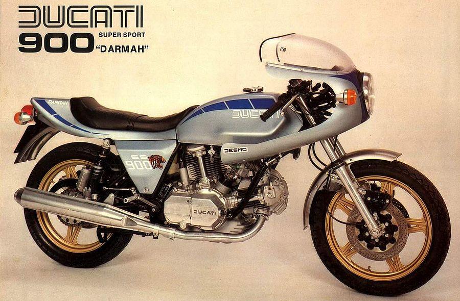 Ducati 900 SS (1980-81)