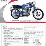 Ducati 250 Diana Mark 3 (1962-64)