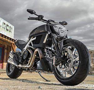 Ducati Monster 1100 (2015)
