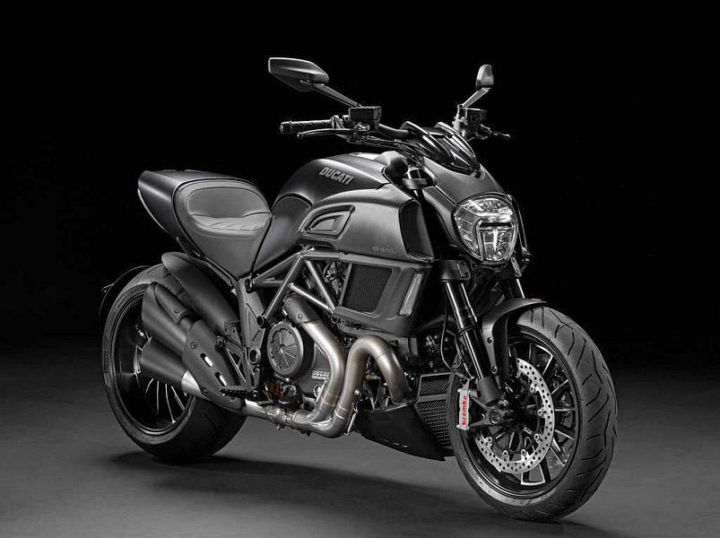 Ducati Diavel (2017-18)