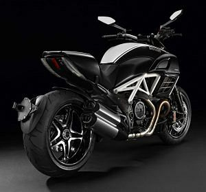 Ducati Diavel AMG Special Edition (2012)