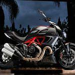 Ducati Diavel Black Diamond (2011)