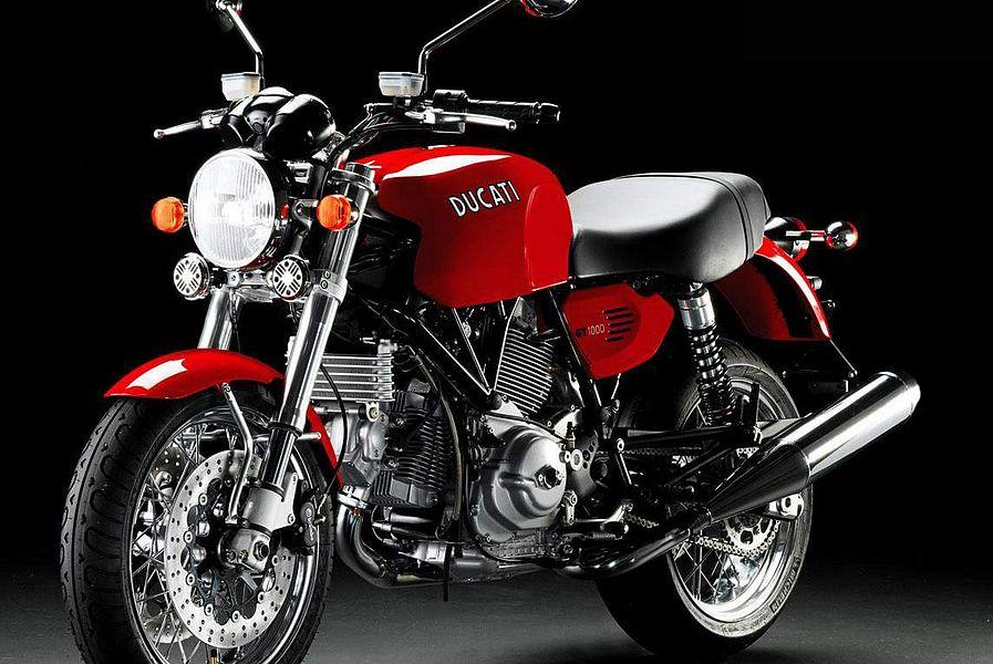 Ducati GT 1000 (2008)