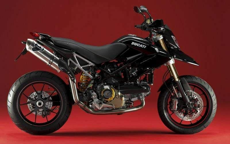 Ducati Hypermotard 1100S (2007)