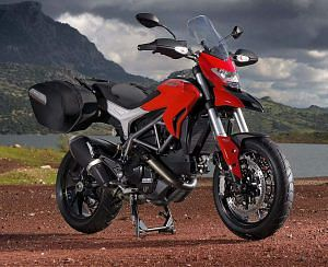 Ducati Hypermotard 820 (2014)