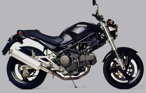 Ducati Monster 600 Dark (1998)