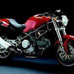 Ducati Monster 620 ie (2001-03)