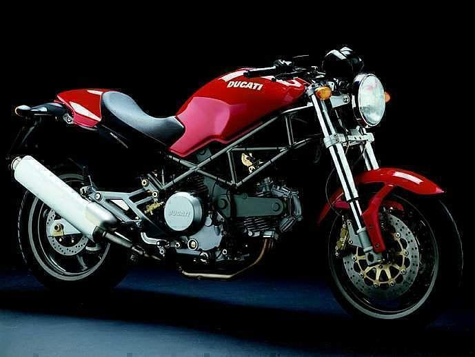Ducati Monster 620 ie (2001-03)