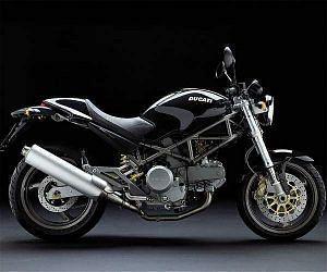 Ducati 620ie Dark (2001)