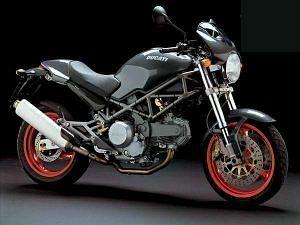 Ducati 620ie S (2001)