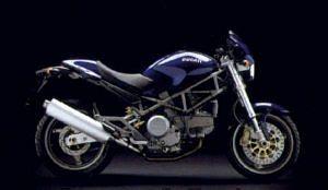 Ducati Monster 800ie (2003)