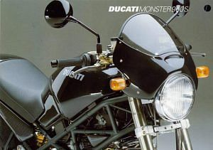Ducati Monster 900S (1997)