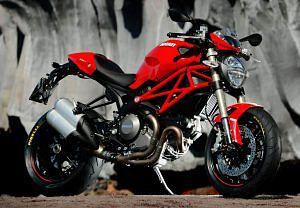 Ducati Monster 1100 EVO (2012)