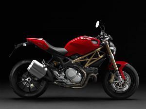 Ducati Monster 1100 EVO 20th Anniversary (2013)