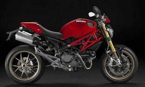 Ducati Monster 1100S (2009)