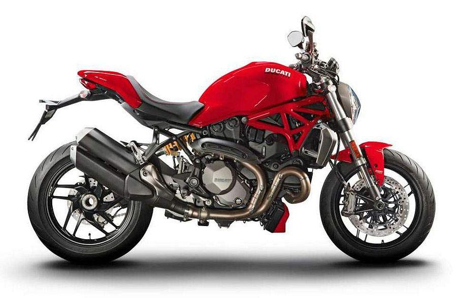 Ducati Monster 1200 (2017-18)