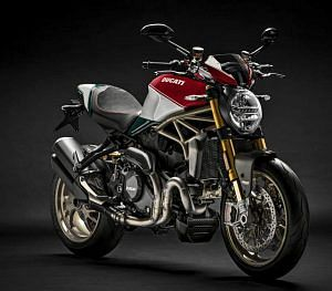 Ducati Monster 1200 25 degrees Anniversario Limited Edition (2018)