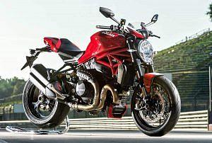 Ducati Monster 1200R (2016)