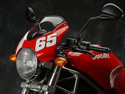 Ducati Monster 620 Capirex (2001)