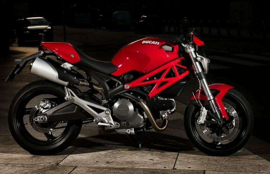 Ducati Monster 696 (2010)