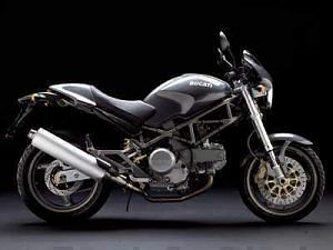 Ducati Monster 750ie S (2002)