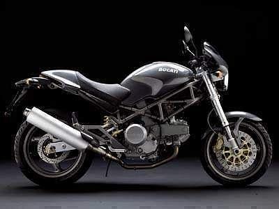 Ducati Monster 750ie S (2002)