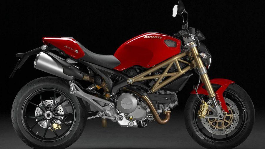 Ducati Monster 796 20th Anniversary (2013)