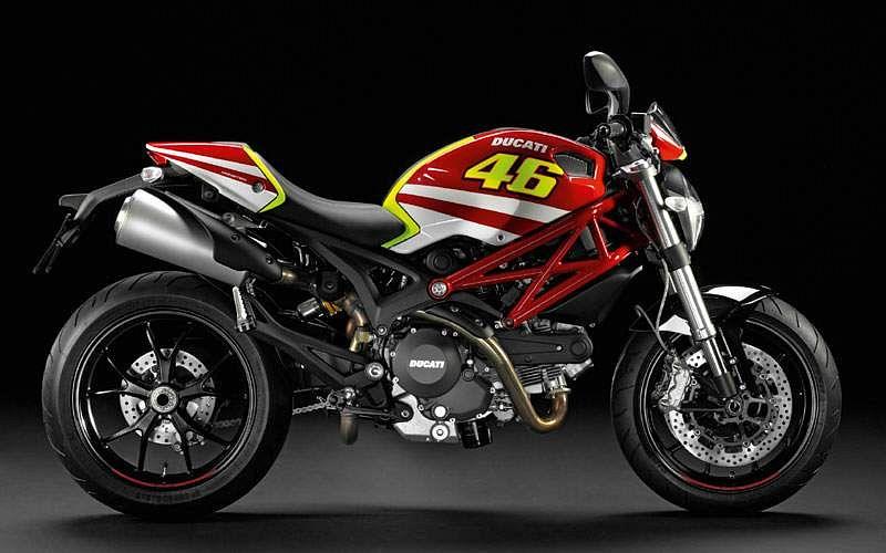 Ducati Monster 796 Rossi Moto GP Replica (2011)