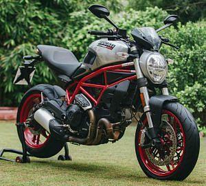 Ducati Monster 797 (2018)