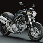 Ducati Monster 800S2R Dark (2004-05)