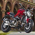 Ducati Monster 821 (2016)