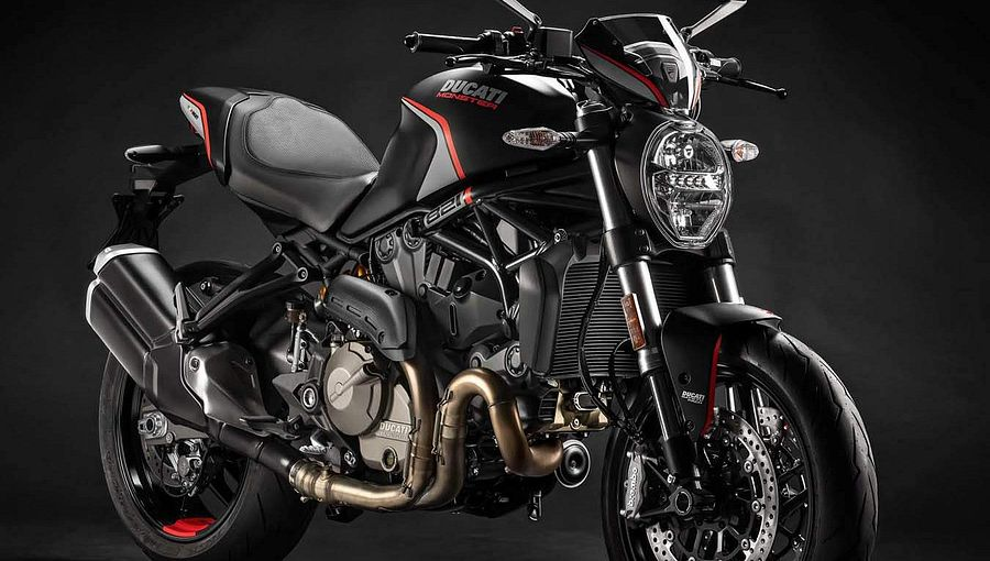 Ducati Monster 821 Stealth (2019)