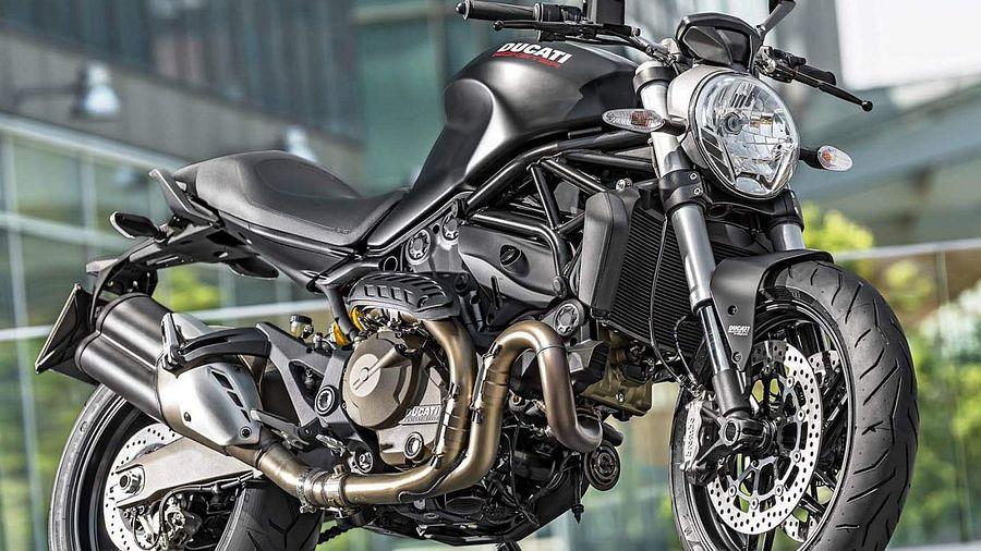 Ducati Monster 821 Dark (2015)