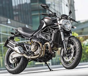 Ducati Monster 821 Dark (2015)