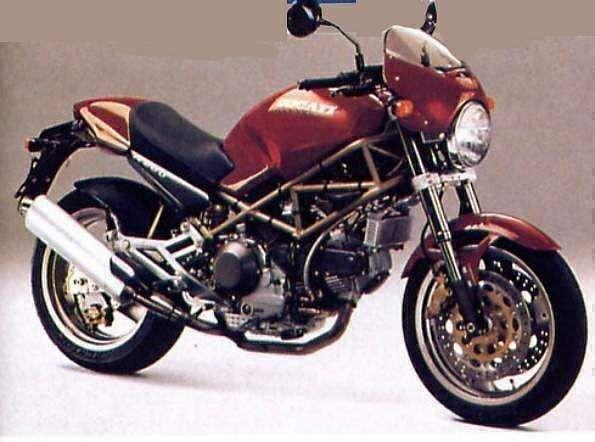Ducati 900 Monster (1995-96)
