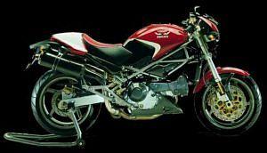 Ducati Monster S4 Fogarty (2001)
