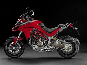 Ducati Multistrada 1200 DVT (2015)