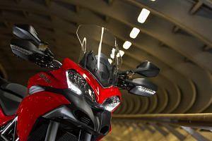 Ducati Multistrada 1200S Touring (2014)
