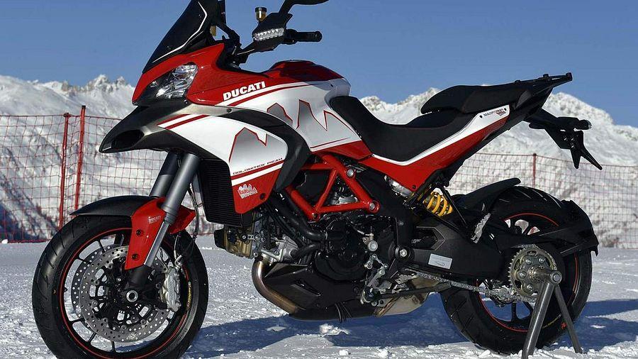 Ducati Multistrada 1200 Dolomites Peak Edition (2013)