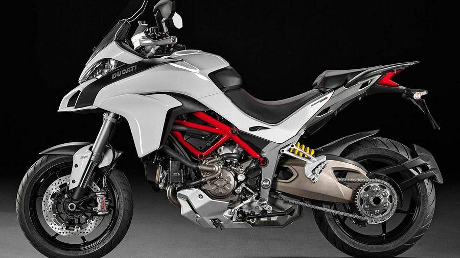 Ducati Multistrada 1200 S DVT (2015)
